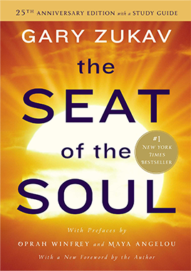The Seat Of The Soul Book Cover