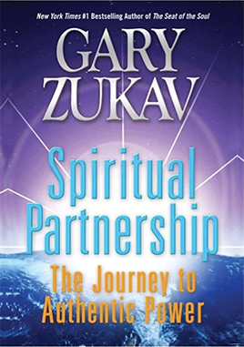 Spiritual Partnership Book Cover