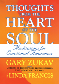 Thoughts From The Heart Of The Soul Book Cover