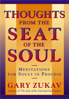 Thoughts From The Seat Of The Soul Book Cover